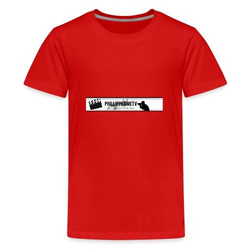 PhillippGameTV - Teenager Premium T-Shirt