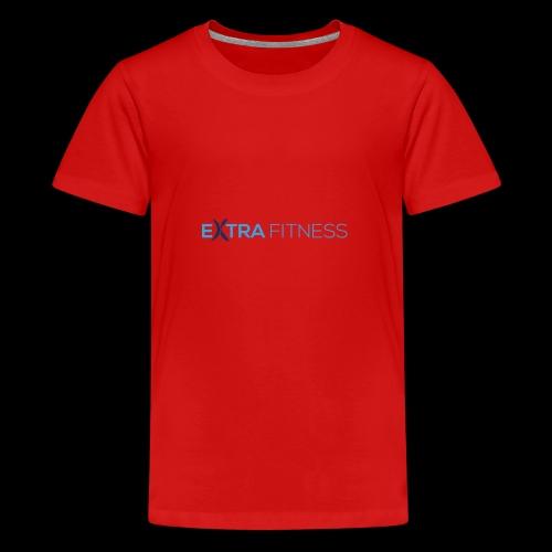 Extra FITNESS - Teenager Premium T-Shirt