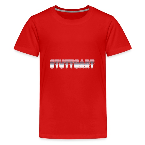 Stuttgart - Teenager Premium T-Shirt