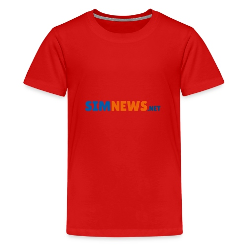 SimNews.net - Teenager Premium T-Shirt