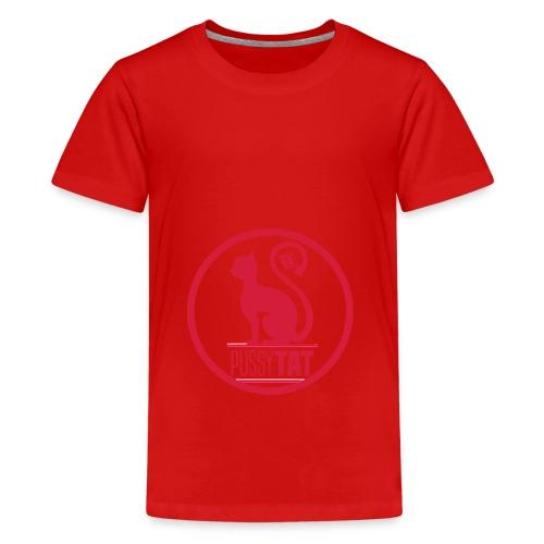 PussyV001 - Teenager Premium T-Shirt