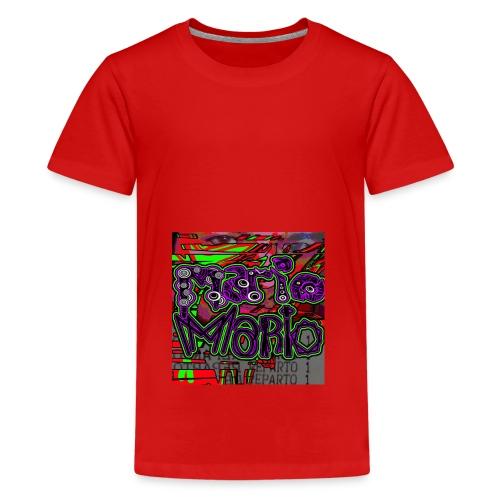 Mario Mario - Maglietta Premium per ragazzi