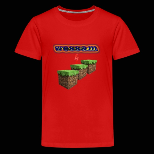 gggeeiil - Teenager Premium T-Shirt
