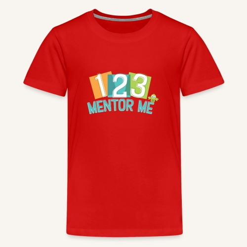 123 T-Shirt - Teenage Premium T-Shirt