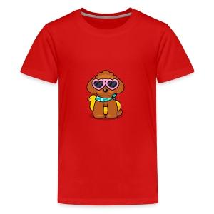 Summer Holiday - Teenage Premium T-Shirt