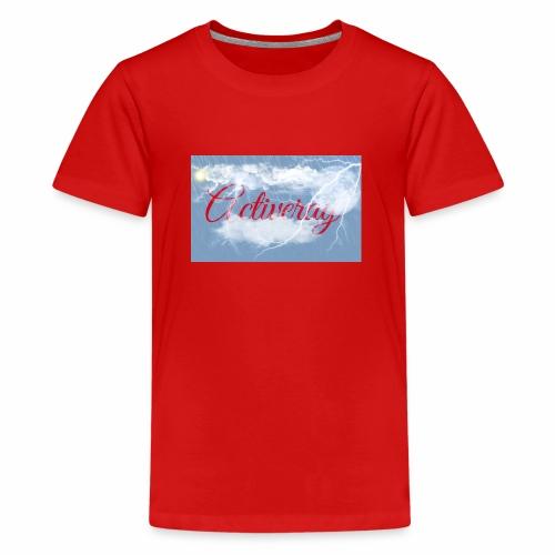 Activeray - Teenager Premium T-Shirt