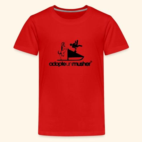 adopte un musher - T-shirt Premium Ado