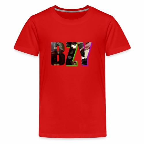BZY - OFFICIAL DESIGN - Teenage Premium T-Shirt