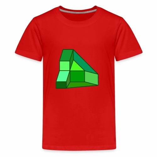 Gruen - Teenager Premium T-Shirt