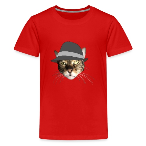 george hat - Teenage Premium T-Shirt