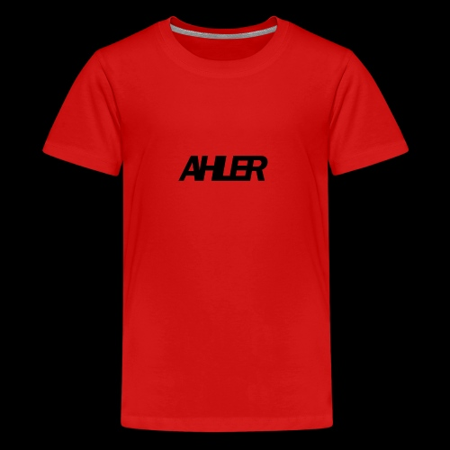 Ahler - Teenager premium T-shirt