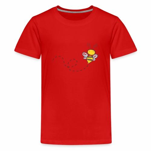 bee - Teenager Premium T-Shirt