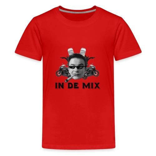 Jenzo In De Mix T-shirt mannen - Teenager Premium T-shirt