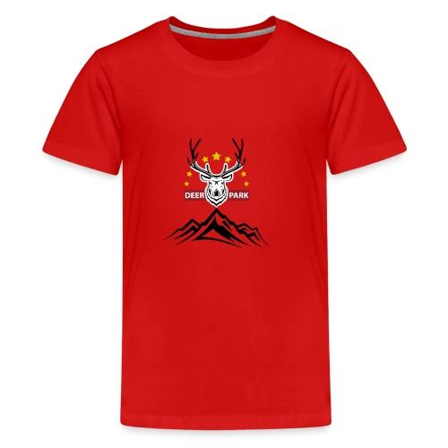 Deer Park - Teenage Premium T-Shirt