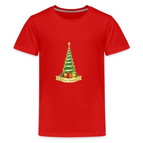 kerst - Teenager Premium T-shirt