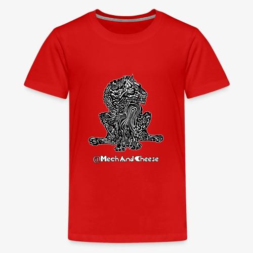 Tribal King MechAndCheese - Teenager Premium T-shirt