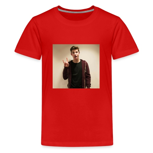 Shawn Mendes - Teenager Premium T-shirt