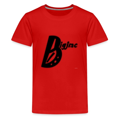 Bigjmcclothing - Teenage Premium T-Shirt