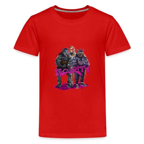 C331FE90 FAA8 4013 B7E8 2D7F99C411F6 - Camiseta premium adolescente