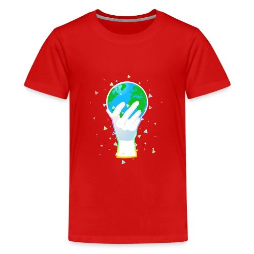 Who rules the world ? - T-shirt Premium Ado