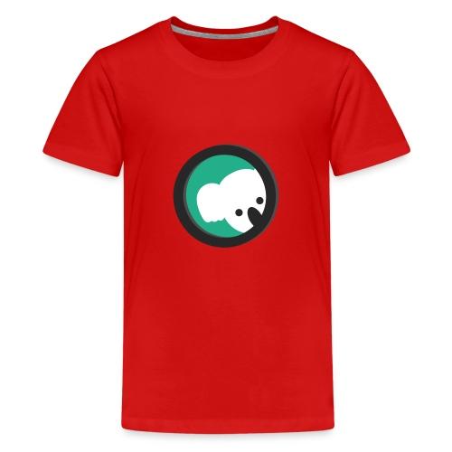 Koala IT Logo - Teenage Premium T-Shirt