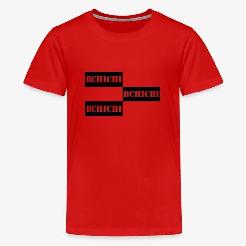 3er Logo - Teenager Premium T-Shirt