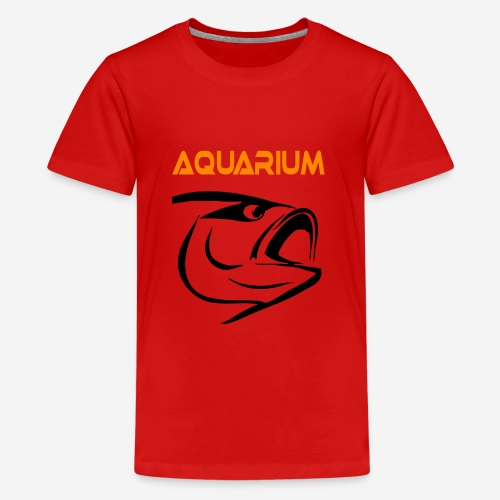 Aquarium fish keepers - Teenager Premium T-shirt