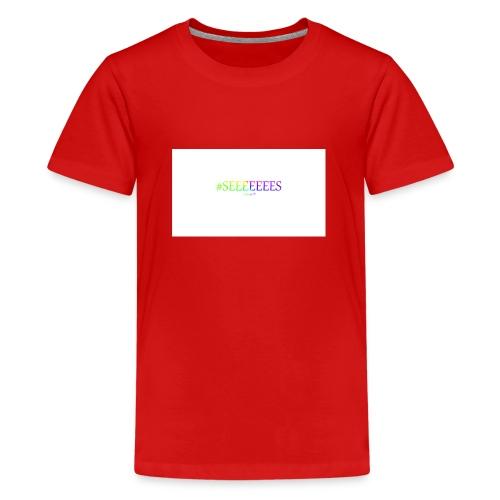 Untitled 1 - Teenager premium T-shirt