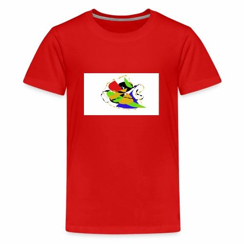 Kunst One - Teenager Premium T-Shirt