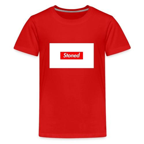 stoned - Teenager Premium T-Shirt