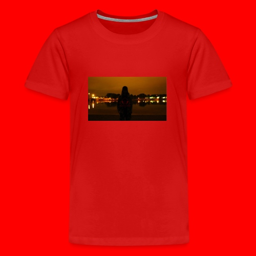 Blacksoldier is a live - Teenager Premium T-Shirt