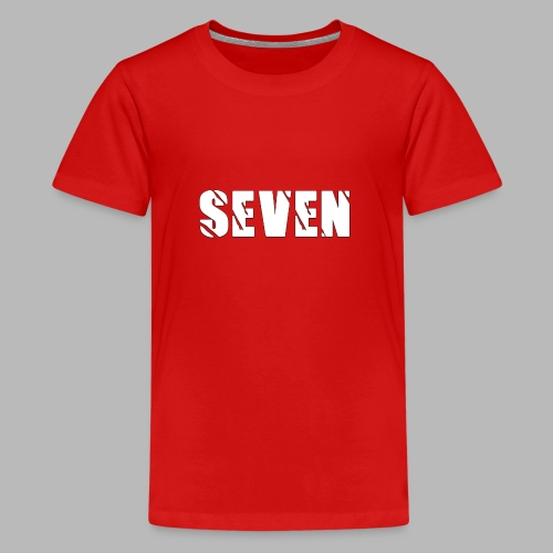 SEVEN - Teenager Premium T-Shirt