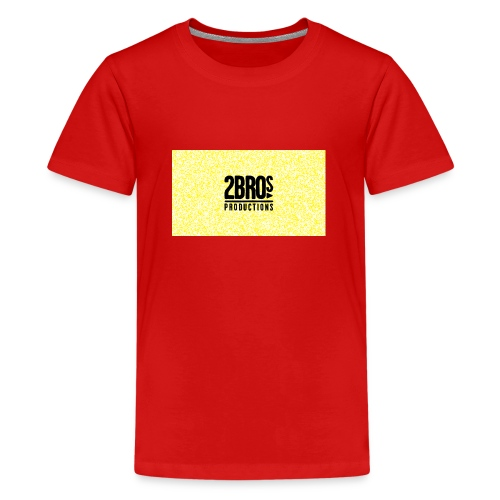 2 Bros BG - Teenager Premium T-Shirt