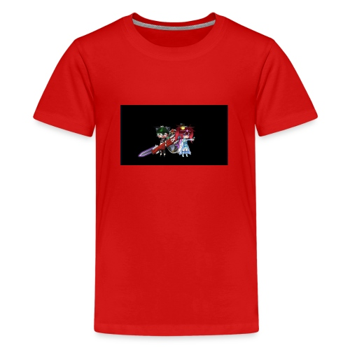 20180429 195202 rmscr - Teenage Premium T-Shirt