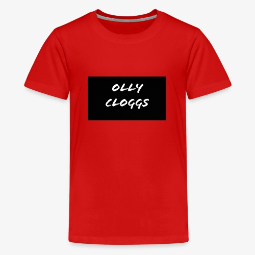 ollycloggs - Teenage Premium T-Shirt