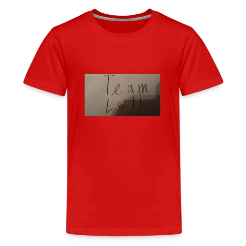 Team Luti - Teenager Premium T-Shirt