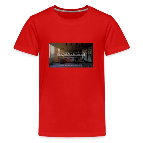Lost Place Next Generation - Teenager Premium T-Shirt