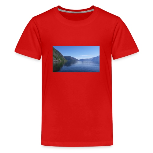 Best of Mother Nature - Teenage Premium T-Shirt