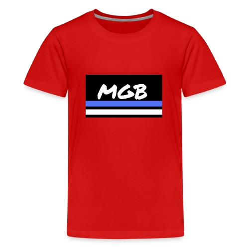 JR Productions - Teenage Premium T-Shirt