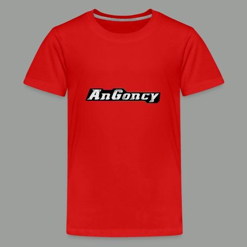My new limited logo - Teenage Premium T-Shirt