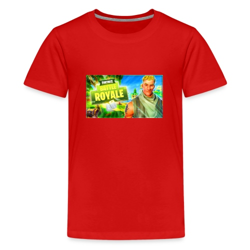 Banner - Teenage Premium T-Shirt