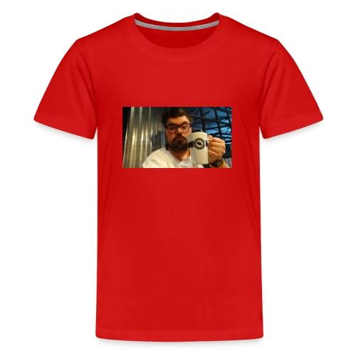 Tom Erik Risanger - Premium T-skjorte for tenåringer
