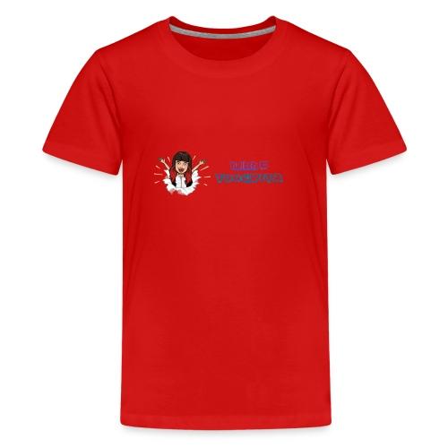 Logo Tongrita - Camiseta premium adolescente