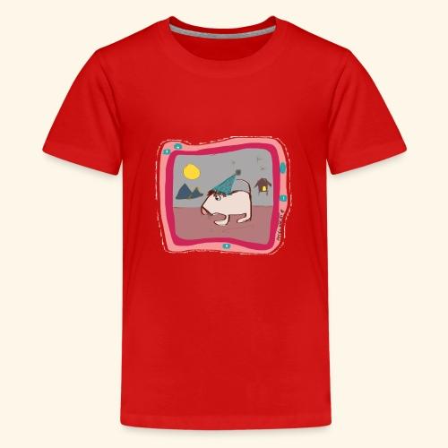 Maus Illustration - Teenager Premium T-Shirt