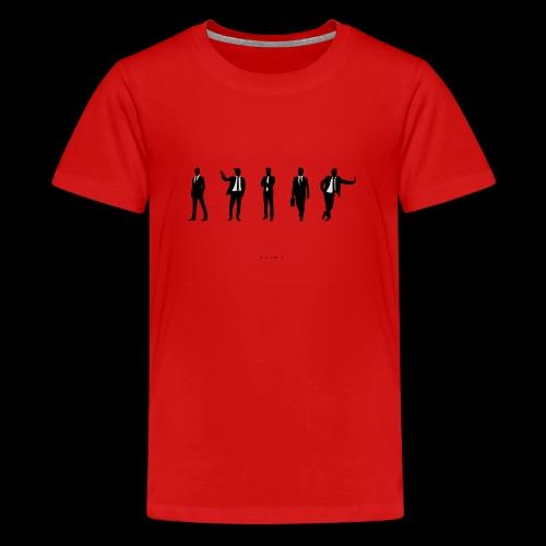 business - Teenager Premium T-Shirt