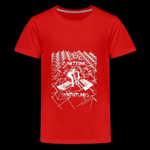 Punktronic Synthtunes - Teenager Premium T-Shirt