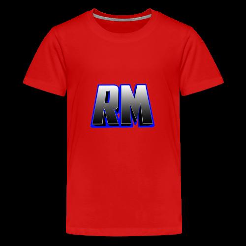 rm rafmaik - Teenager Premium T-shirt