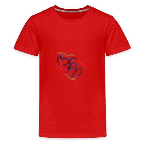 BsAp mode streetwear - T-shirt Premium Ado