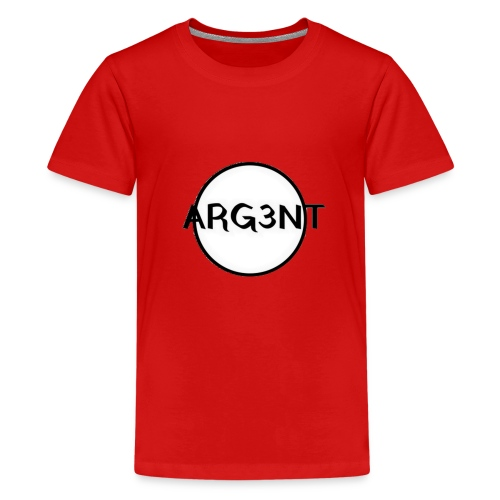 ARG3NT - T-shirt Premium Ado