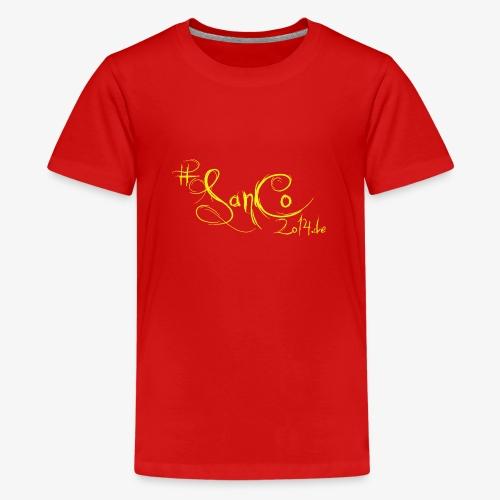 Logo 1 - Teenager Premium T-Shirt